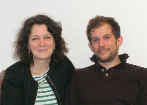 Monika Müllejans und Lars Mechler. Foto: Wellenbrecher e.V.
