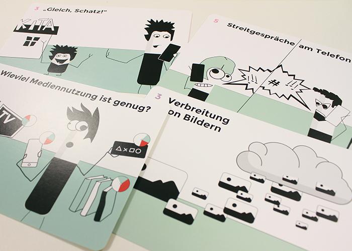 Häsch-Tecks. Foto: Redaktion Bildung erleben