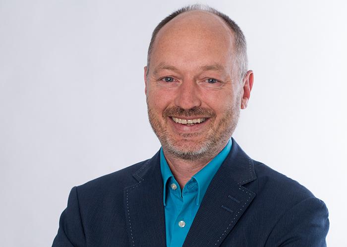 Projektleiter Bernd Hoeber. Foto: Paritätische Akademie NRW