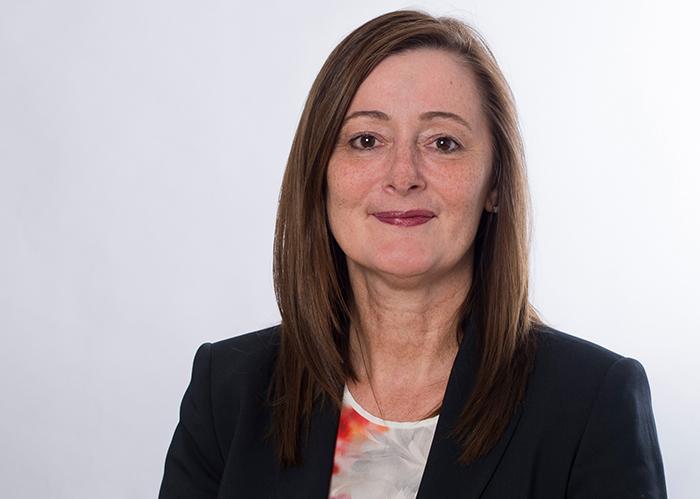 Bärbel Gebert, Geschäftsführerin Paritätische Akademie NRW. Foto: Hammesfahr